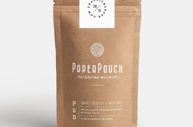 Paper Pouch Coffee Package
