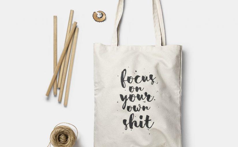 Design Ideas – Linen Bag